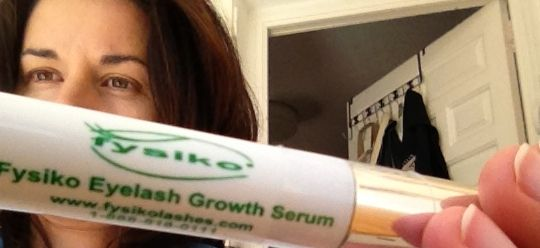 Eyelash Growth Serum Review with pictures!!!!