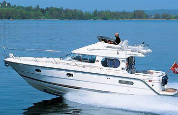 Båttester - Båttester/BåtGuiden → Motorbåtar → Flybridgebåtar → Nimbus 345 Avanta - Maringuiden