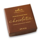 Hallmark Confections Chocolate Sampler 99¢ with any purchase (regularly $2.50) Valid through 2/14/13. While supplies last.