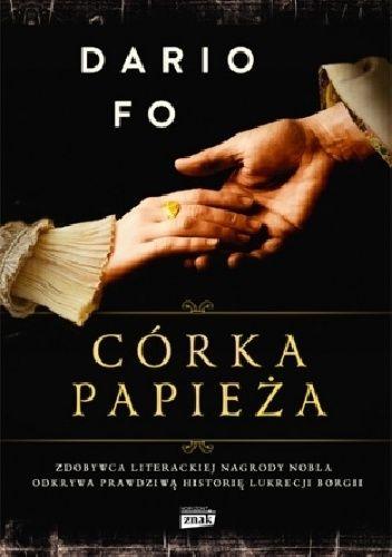 Okładka książki Córka papieża