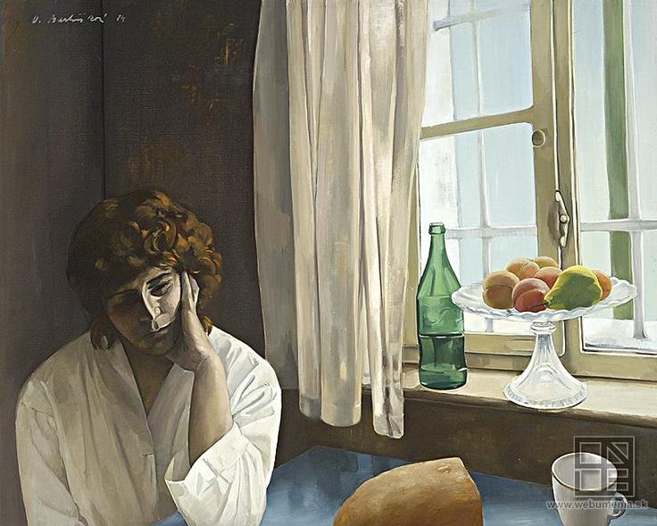 Oľga Bartošíková - One afternoon in september / Jedno popoludnie v septembri (1984)