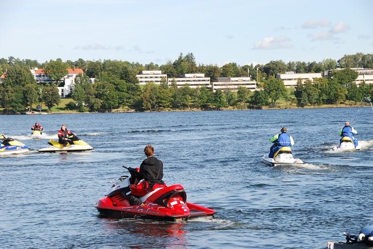 Gåshaga - water activities