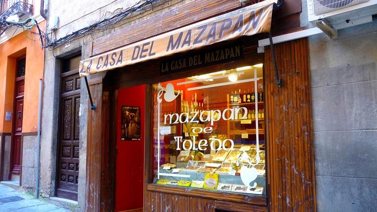 Casa De Mazapan Toledo Spain