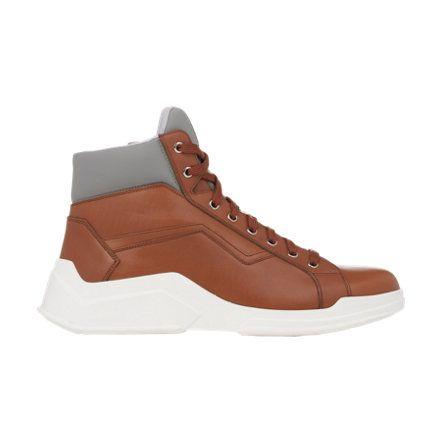 Prada Side-Zip Sneakers at Barneys.com