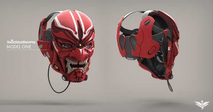 Mask HP, Chris Wells on ArtStation at https://www.artstation.com/artwork/mask-hp
