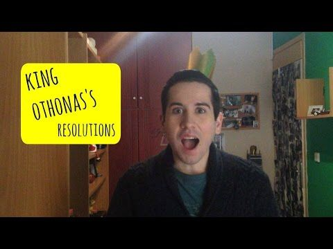 "New Year's Resolutions | 16+1 Πράγματα Που Πέτυχα Το 2016 ● ""King Othona..."
