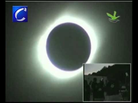 El sur de Asia observó, esta madrugada, el eclipse de sol más largo del ...