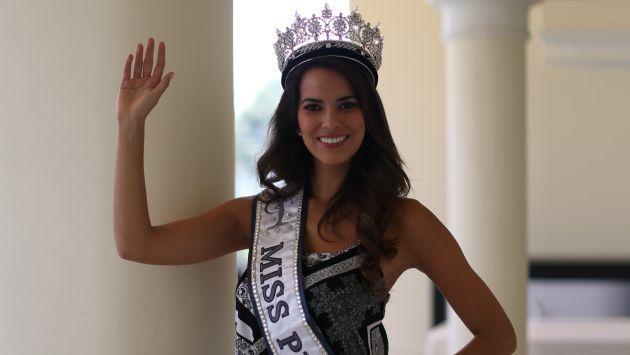 Valeria Piazza fue sorprendida con este regalo tras el Miss Universo 2017. #ValeriaPiazza #MissPerú #MissUniverso2017