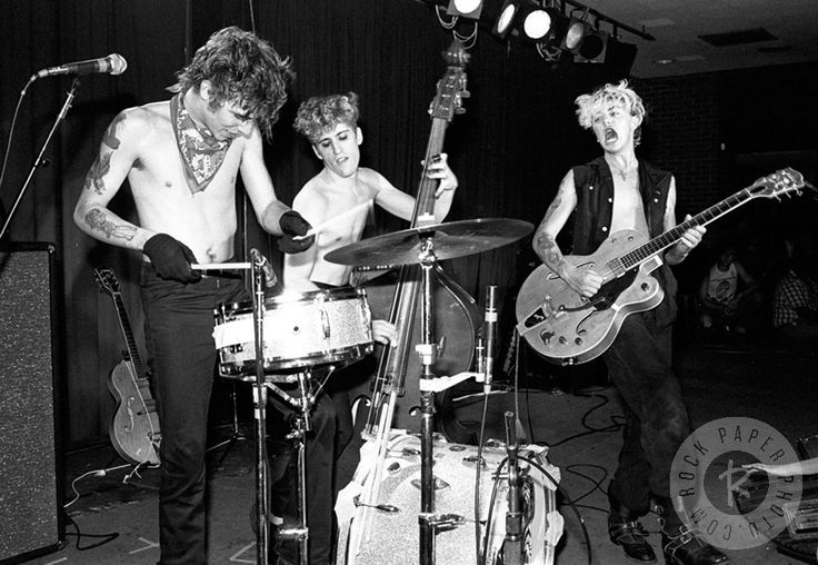 Stray Cats By Chester Simpson Rockabilly Rulez