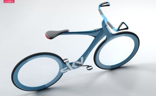 30 Innovatively Creative Bicycle Designs
