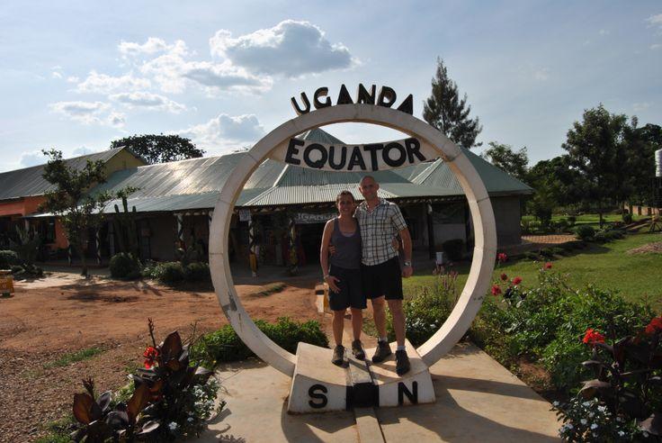 All'Equatore, una delle immagini più gettonate!!! Ma come è bello essere lì!!!!