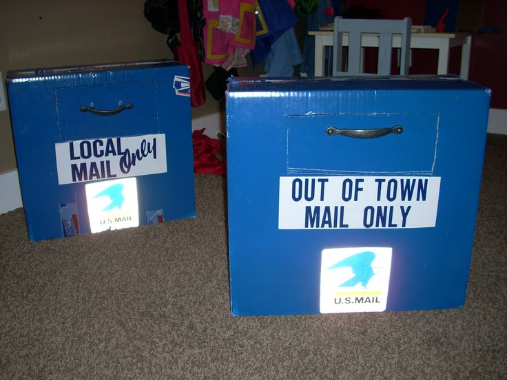 Classroom Mailbox Ideas ~ Best images about theme post office on pinterest