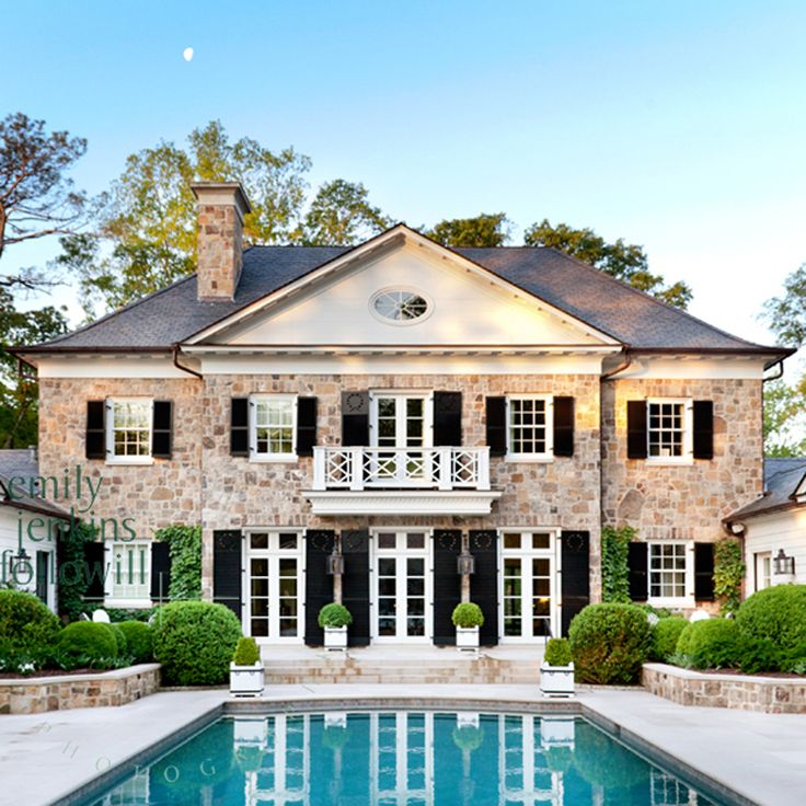 I love this house! Pool would be a little different. But I love this house. Did I mention I loved this house? HAHA!