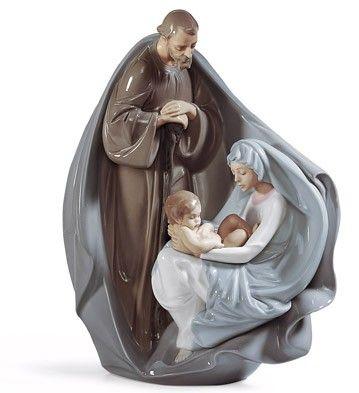 01006994  BIRTH OF JESUS   Issue Year: 2003  Sculptor: Juan Carlos Ferri Herrero  Size: 28x22 cm