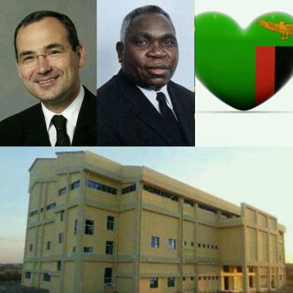 New Apostolic Church - Ndola Central, Zambia can seat 7000 people