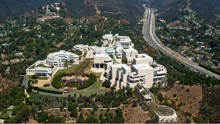 The Guide to the Perfect Date at the Getty Center