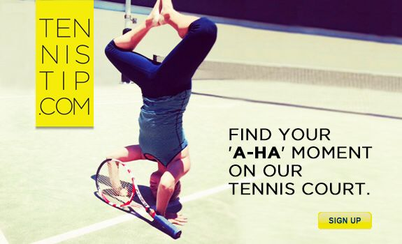 Fall 2014 Ad Campaign #tennis #lessons #nyc #miami #LA #USOpen #Yoga #Mindfulness #Meditation