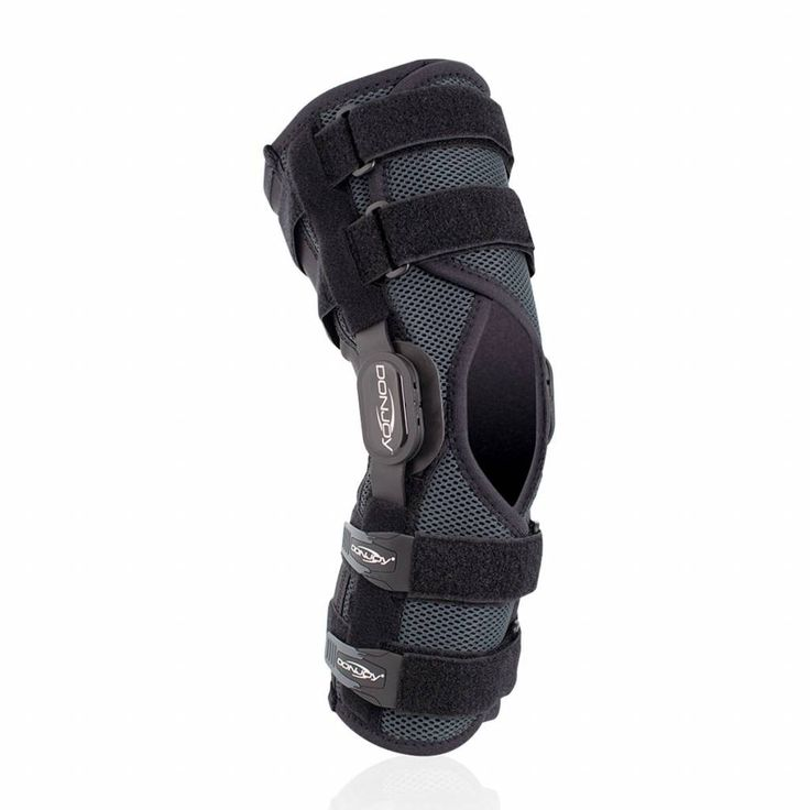 Donjoy Playmaker II kniebrace Wrap Around - Disporta Eerstelijn B.V.