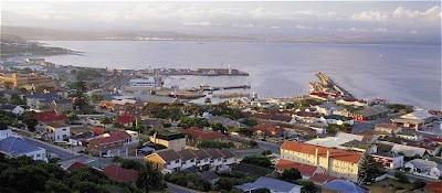 Mossel Bay in all her beauty.