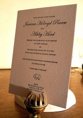 17 best Wedding invitations images on Pinterest