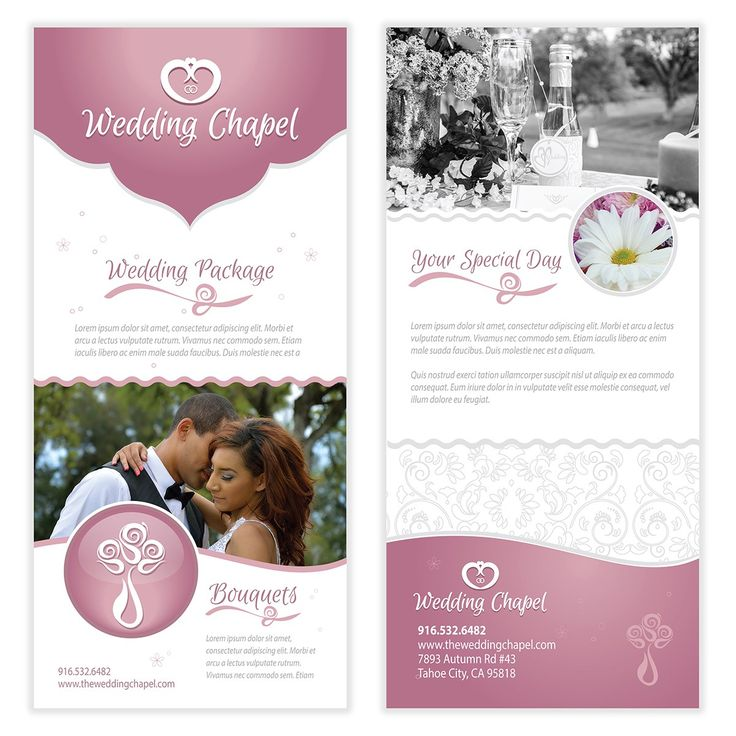 Wedding Flyer Template 13
