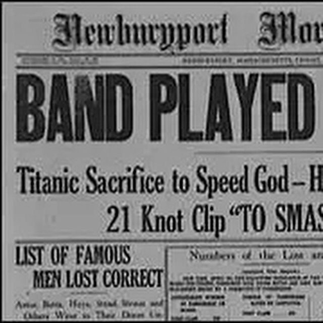 Interesting Tales - #Titanic Series.       No 4 - Titanic's last song Presented by Seek the Truth Bible Media  http://youtu.be/4fewymphbdE