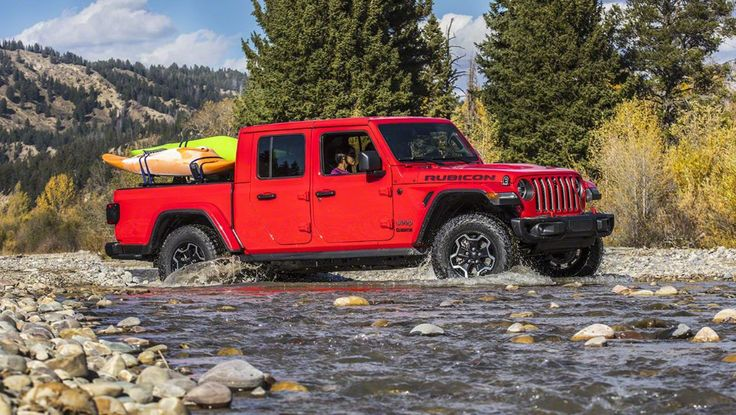 2021 jeep gladiator review pricing and specs in 2020