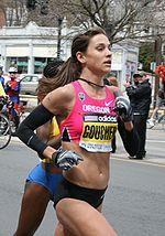 Kara Goucher: what a great runner!