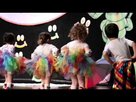 Gökkuşağı Dansı | Gösteri - Müsamere TV