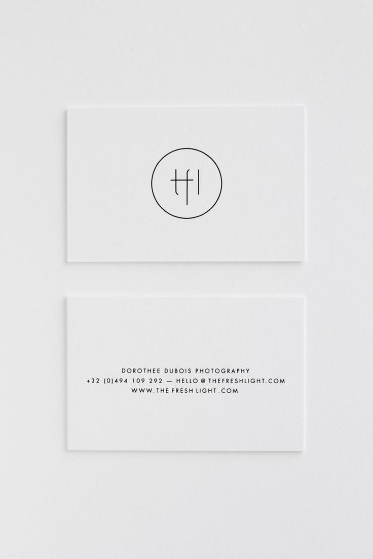 174 Best Design Business Cards Images On Pinterest Business Cards