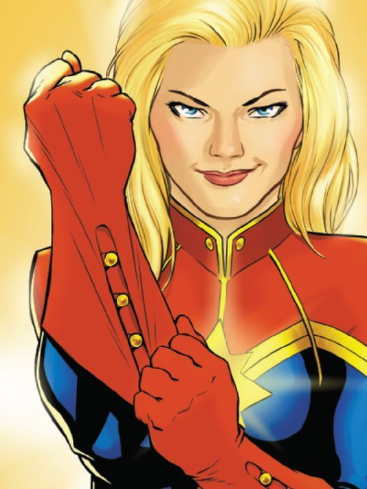 «Капитан Марвел» обзавелась режиссёрами | GeekCity