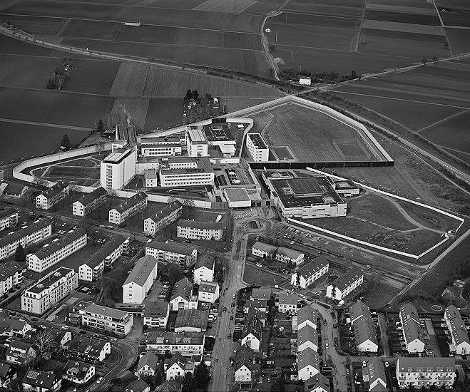 Stuttgart-Stammheim Penitentiary