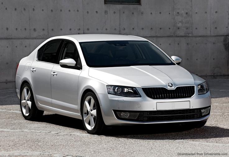 Škoda Octavia!