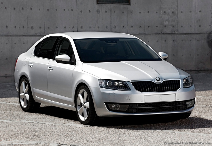 The new Škoda Octavia!