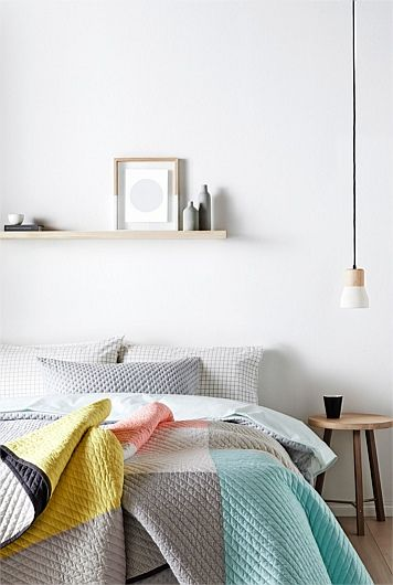 Margie Bed Cover | http://www.countryroad.com.au/shop/home/bed-and-bath/new-in/60168076/Margie-Bed-Cover.html