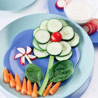 Fun way to get your kids to eat veggies