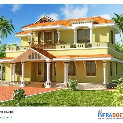 India house elevations models prefer