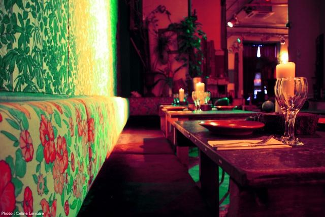 Favela Chic, Shoreditch, London via http://townfish.com. Follow us: http://twitter.com/townfish_london