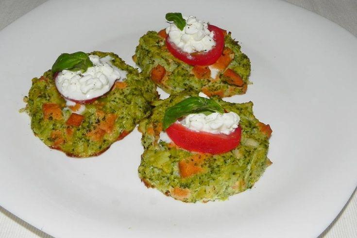 Brokolicové placičky se Šmakounem mexico   Šmakoun