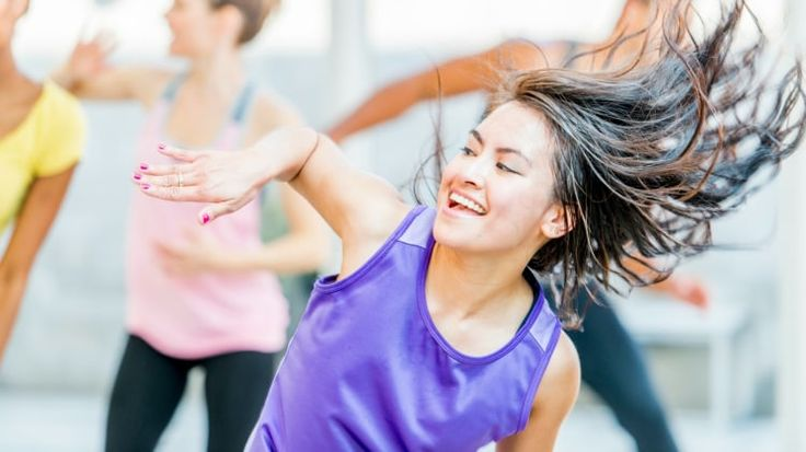 An at-home Zumba routine is just what the doctor ordered for your New Year's fitness resolutions