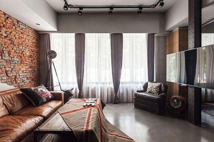 Para os aficionados por TV: inspirações de home theater, sala de estar, quarto e até cozinha | Casinha colorida