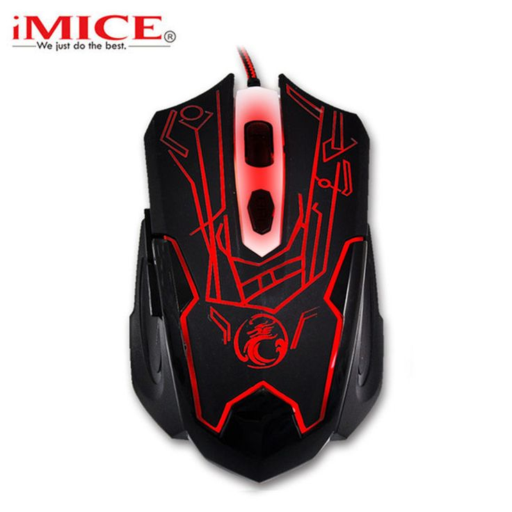 USB Wired Optical Computer Mouse 6 Buttons E-Sports Gaming Mouse Professional Mouse Gamer High Quality Raton Ordenador X6
