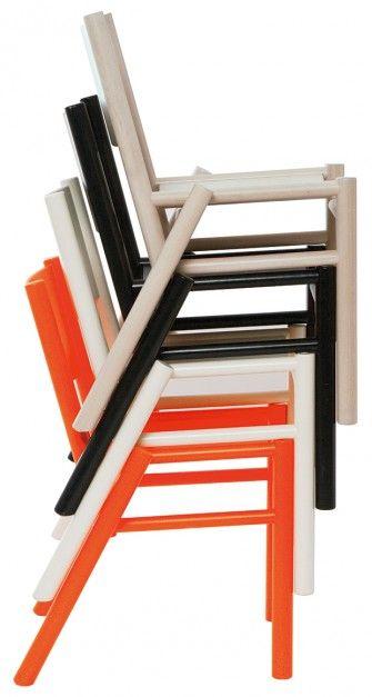 Krzesła Peg Chair inspirowane minimalistyczną japońską architekturą. 2010 rok.