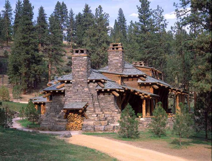 194 best lodge style rustic images on pinterest log cabins