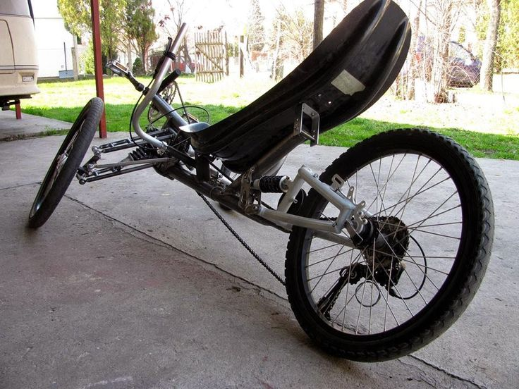 Tilting Trike da Cruzbike - Pedal.com.br - Forum
