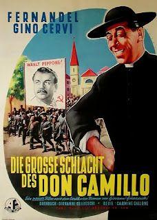 Gruft der besten Filme: Die Grosse Schlacht des Don Camillo