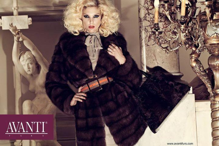 Avanti Furs Collection 2013