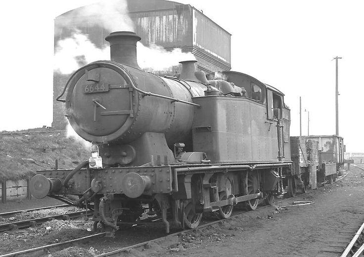 BR (GWR)  Collett 56XX class  0-6-0T