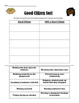 17 best ideas about good citizen on pinterest citizenship citizenship activities and. Black Bedroom Furniture Sets. Home Design Ideas