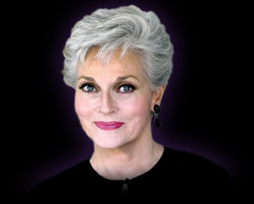 Lee Meriwether Born May 27 1935 Age 80 Short Grey